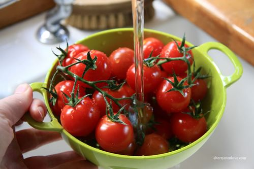 Slow Roasted Summer Tomatoes 09 1 - Cherry Menlove