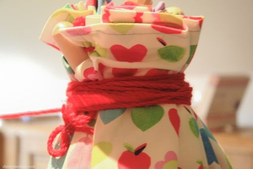 How to Make a Fabric Wig-Wam for Children - 8 - Cherry Menlove